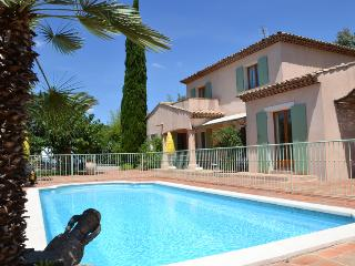 Lena, Excellent Grimaud Villa with a Pool and Garden - Var vacation rentals