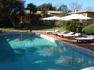 Wonderful French Riviera Vacation Rental with a Pool, Ramatuelle - Ramatuelle vacation rentals