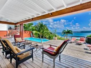 Magnificent Micalao Villa, with spectacular ocean views - Anse Des Cayes vacation rentals