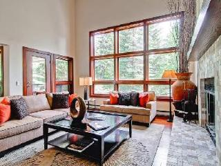 Potato Patch Club Townhomes - Vail, impressive mountain views, free ski shuttle - Vail vacation rentals