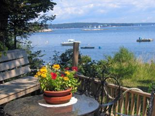 The Captains Cottage of Southport Island, Maine. - Southport vacation rentals