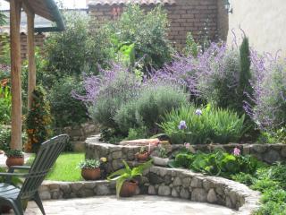 Garden - Casa Azul - San Cristobal de las Casas - rentals