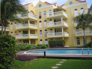 Luxurious two bedroom apartment Beau Rivage - Willemstad vacation rentals