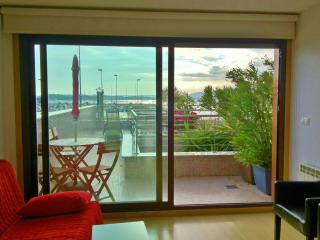 Luxury apartment with sea views - Santa Uxia de Ribeira vacation rentals