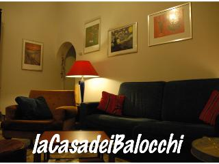 CASADEIBALOCCHI HOLIDAYAPARTMENT - Palermo vacation rentals