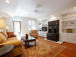 Back Bay Boston Furnished Apartment Rental - 296 Marlborough Street Unit 1 - Boston vacation rentals