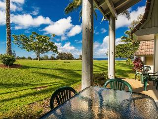 10% off May Dates! Puamana 12A, Golf Course, Mountain & Ocean Views! - Princeville vacation rentals