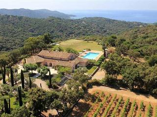 Villa Levant, Luxury Rental with Great Views, Pool, and Private Tennis Court - Saint-Tropez vacation rentals