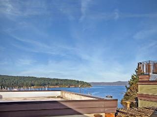 Luxury Harbor View Condo In Heart of Friday Harbor! - (Churchill Plaza #3) - Deer Harbor vacation rentals
