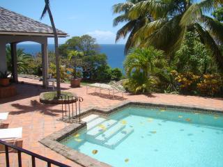 Luxury Beachfront Villa in Montserrat  West Indies - Olveston vacation rentals