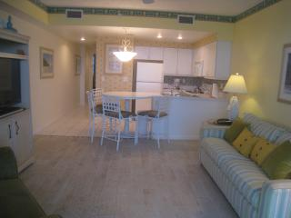 1 BR Ocean Front Condo, Sleeps Six ,Free WIFI - Daytona Beach vacation rentals