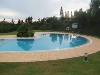 Golfemar pool and gardens - CARVOEIRO Beautiful 2 bed villa with sea views - Carvoeiro - rentals