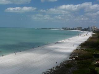 Perfect Beachfront Condo - Florida South Gulf Coast vacation rentals