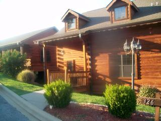 Deer Creek Cabin off Strip WiFi, Wii, Indr/Pool - Branson West vacation rentals
