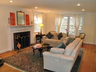 American University ~ walk to Metro ~ deck & yard! - Washington DC vacation rentals
