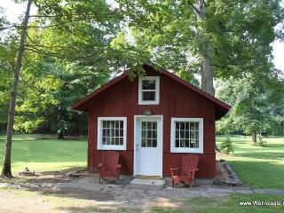 Thoreau's Cozy Little Cabin by the River - Taberg vacation rentals