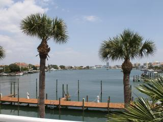 Dockside Condos 201 Bayfront, Watch the Dolphins - Clearwater vacation rentals