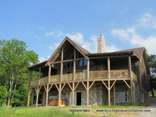 Cabin near Winery*VIEW*Firepit*HotTub*Pool Table - Banner Elk vacation rentals