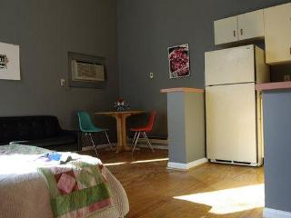 Furnished Cherokee Street studio w/ parking & WiFi - Saint Louis vacation rentals