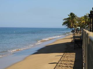 Beachfront Rental in Corcega Beach, Rincon, PR - Puerto Rico vacation rentals