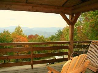 HUGE SALE*Cozy Log Cabin*Hot Tub*BIG VIEW*Firepit - Vilas vacation rentals