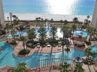 Perfect Oceanfront 1 Bedroom at Shores of Panama - Panama City Beach vacation rentals