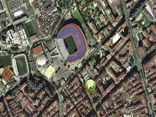 Apartment Near Barcelona FC Stadium. - Barcelona vacation rentals