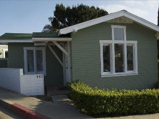 Historical Cottage 2 Blocks to Beach & Town- green - Laguna Beach vacation rentals