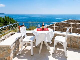 One bedroom condo/magnificent view - Dubrovnik vacation rentals