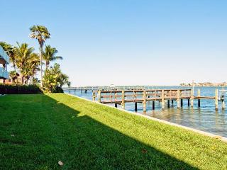 Baywatch 8: 2BR Condo with Heated Pool and Dock - Bradenton Beach vacation rentals