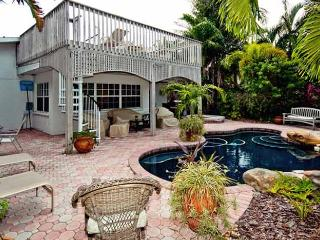 Island Oasis: 2BR Canal Home with Pool and Dock - Anna Maria vacation rentals
