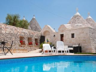 Relax and leisure at Trulli Angela - Noci vacation rentals