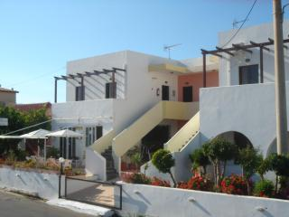 TWO BEDROOM APARTMENT 19 KM WEST CHANIA - Chania vacation rentals