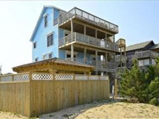 Remodeled Oceanfront w/ pool w/ tiki bar, amazing views, NEW hot tub. S25 - Salvo vacation rentals