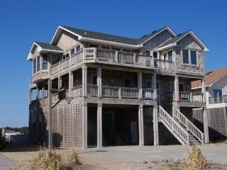 Semi-ocean front private pool great ocean & sound views. SNH15 - Nags Head vacation rentals