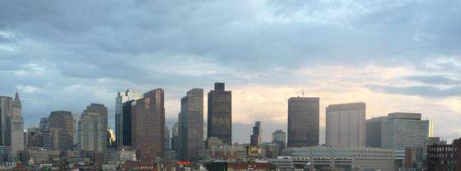 Roof deck view - One bedroom north end apartment - Boston - rentals