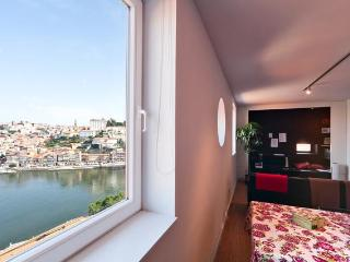 Apartment with the best view of the city of Porto - Porto vacation rentals