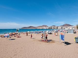 First line apt Las Canteras beach - Santa Brigida vacation rentals
