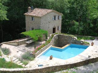 Water Mill and Millers House Rental in Cortona - Lisciano Niccone vacation rentals