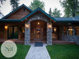 River Home Luxury!  Beautiful Home on the Swan River just East of Bigfork. - Somers vacation rentals