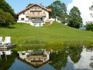 Near Salzburg, Austria, luxury chalet, Sleeps 18 - Traunstein vacation rentals