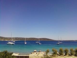 view from balcony - Villa near the sea - Marina - rentals