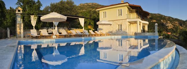 villa panorama - Kalkan Luxury Villa Turkey - Kalkan - rentals