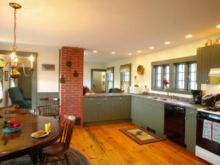 3 BDR Farmhouse on Tranquil 105 acre Organic Farm - Harrisville vacation rentals