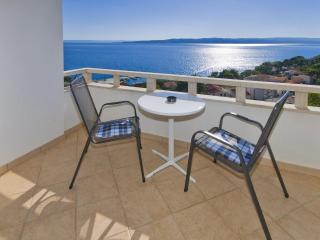 Dream vacation with beautiful sea view in Brela - Brela vacation rentals