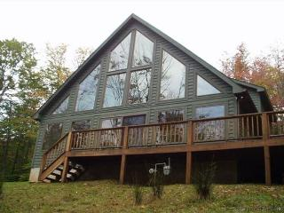 Marvelous pet-friendly mountain home offers completely comfortable privacy! - West Virginia vacation rentals