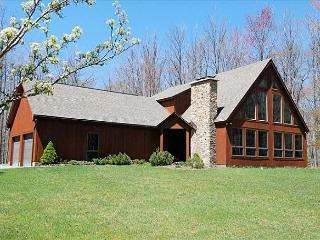 Beautiful mountain home features night skies in panoramic proportions! - Davis vacation rentals