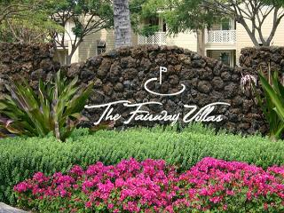 Serene 2 Bedroom, 2 Bath Golf Course Condo Home in Waikoloa Beach Resort - Waikoloa vacation rentals