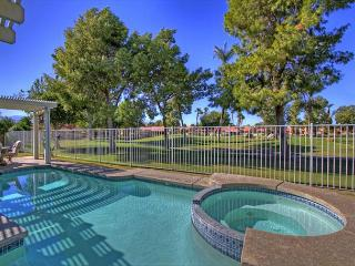 2 Bedroom Home with private pool on the golf course - Coachella vacation rentals