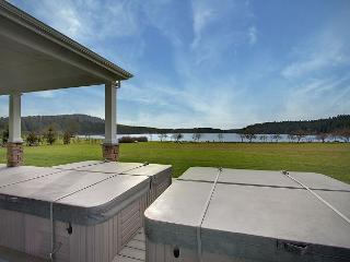 Incredible and Elegant Waterfront Estate - Truly One of a Kind! - (Seascapes) - San Juan Island vacation rentals